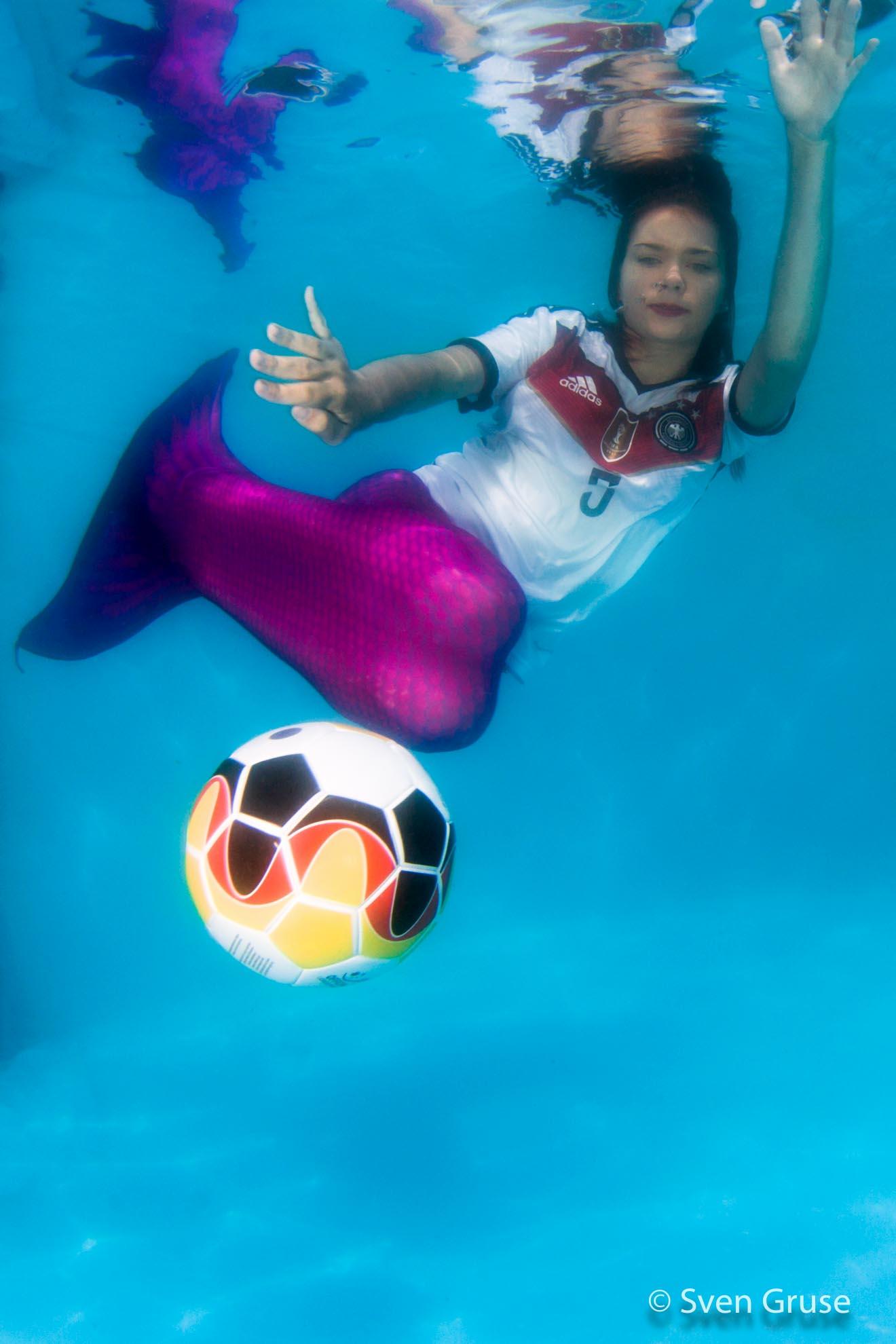 Unterwasserfoto Euro2016 Special